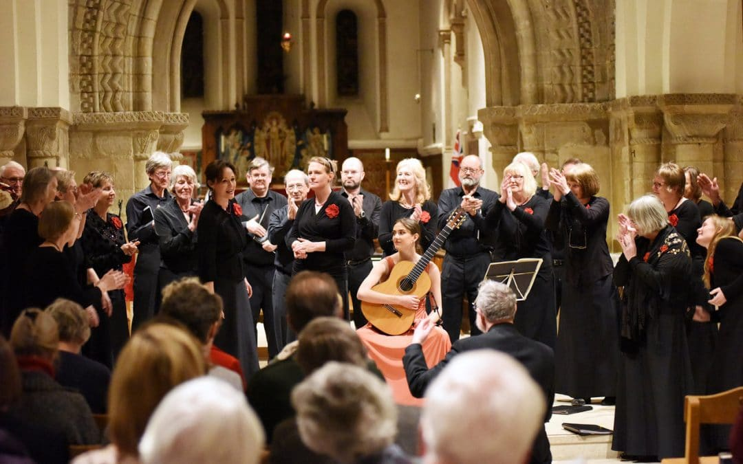 "Review: ""Spanish Renaissance Masters"" in Petersfield on 13 April"