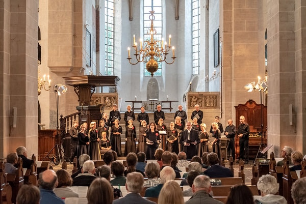 The visit of the Renaissance Choir to Utrecht